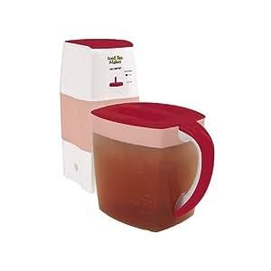 Amazon.com: Mr. Coffee 3 Quart Adjustable Strength Iced ...