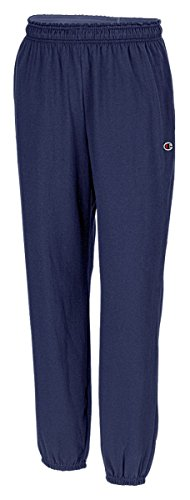 Champion Mens Authentic Closed Bottom Jersey Pants P7310 -Oxford Grey Xl P7310
