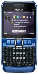 Nokia E63 Smartphone Photo Bluetooth MP3 Tarjeta microSD ...