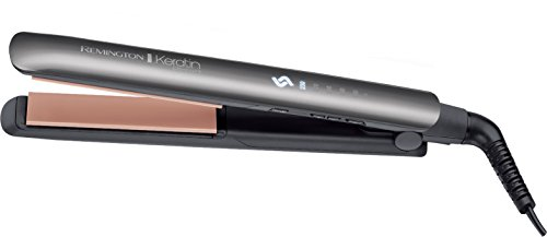 Remington S8598 Keratin Protect Intelligent Straightener, Infused with...