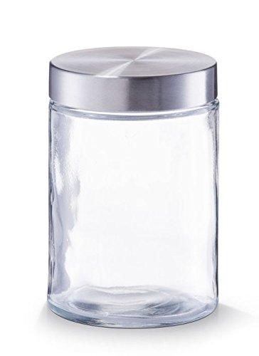 ROLLER Vorratsglas - rund - Glas - 1100 ml