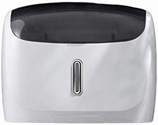 トイレットペーパーホルダー、ウォールマウント防水トイレットペーパーディスペンサー、浴室用ポータブルティッシュ収納ボックス、家庭用浴室付属品