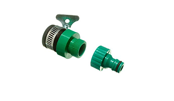 Quick Fix Garden Hose To Tap Jubilee Connector