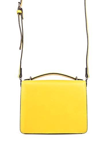 Women Shoulder Bag Small Marcez Yellow Z4ad1dw