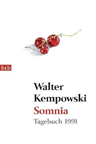 Somnia: Tagebuch 1991