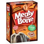Bone Large Dog Biscuits (Meaty Bone Dog Biscuits Large 50 64 OZ (Pack of 6))