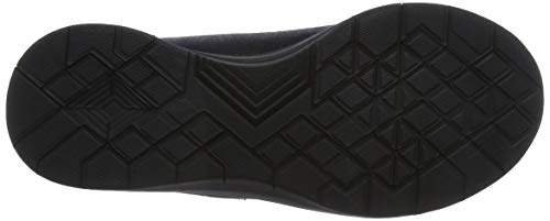 0 Bbk Para black Zapatillas Mujer 2 Negro Synergy Skechers gnwxqOEz7S