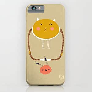"Customized slim and lightweight PB-ii CASE,""cat Goddess"": Chichiland Everyday #427 iPhone 6 Case by Chichiland"