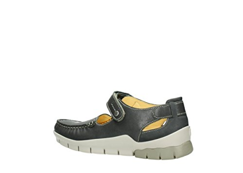 Comfort Janes 70200 Mary Grey Wolky Leather Polina ETwdnWxq