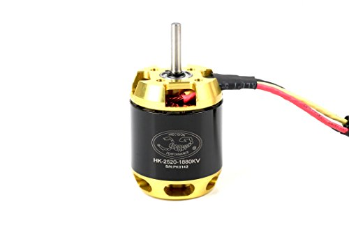 KDS SCORPION HK-2520-1880KV BRUSHLESS HELICOPTER MOTOR -TREX 450 L DOMINATOR (Helicopter Brushless Motor)
