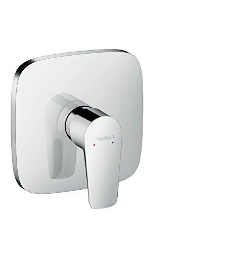 Hansgrohe Talis E Bath Shower Mixer Tap Flush-Mounted Talis 31692E F Set Dup 71765000