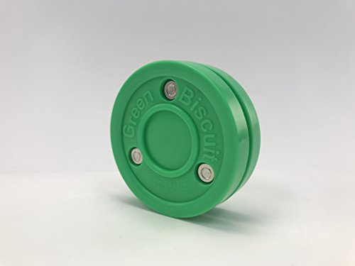 "Green Biscuit ""ORIGINAL"" Training Puck – DiZiSports Store"