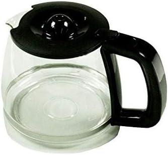 Electrolux - Jarra completa negra para cafetera Electrolux: Amazon ...