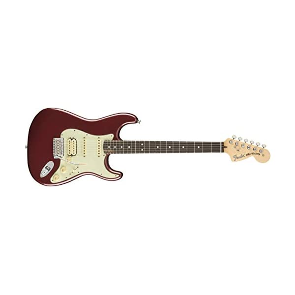 American Performer Stratocaster HSS RW (Aubergine)