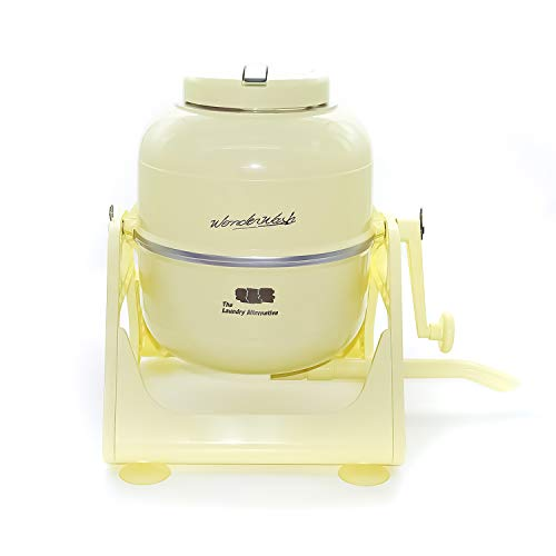 Best pictures of non electrical appliances – The Laundry Alternative Wonderwash Retro Colors Non-electric Portable Compact Mini Washing Machine (Yellow)