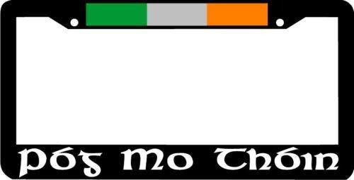 Lplpol Pog Mo Thoin Irish Gaelic Ireland Auto