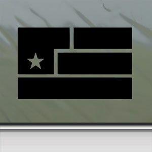 Nine Inch Nails Stickers - NINE INCH NAIL ROCK BAND FLAG