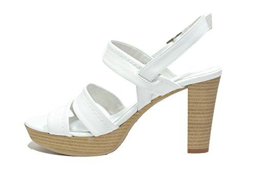 Nero Giardini Sandali scarpe donna bianco 7550 P717550D