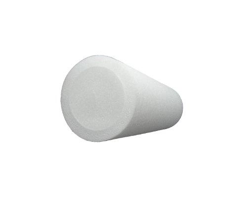 White Foam Roller 6×36 Round