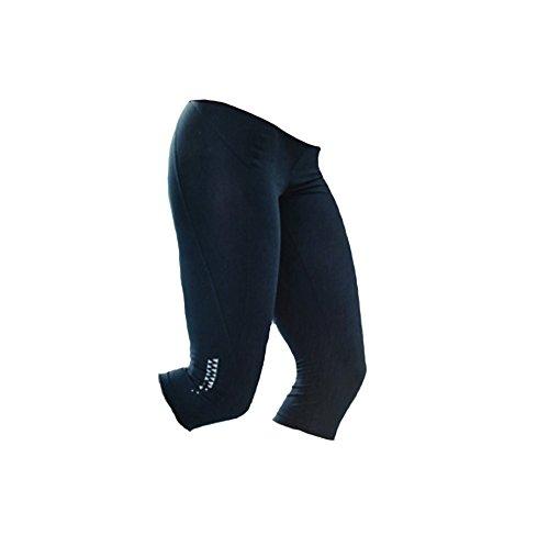 TCM Tchibo Damen 3//4 Sport Tight Hose Fitnesshose Sporthose atmungsaktiv S