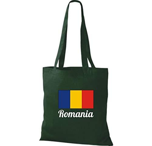 Jute Gruen Roumanie De Marine Coton X Tissu Shirtinstyle Sac Cm En 38 Pays 42 wBOqqI0F