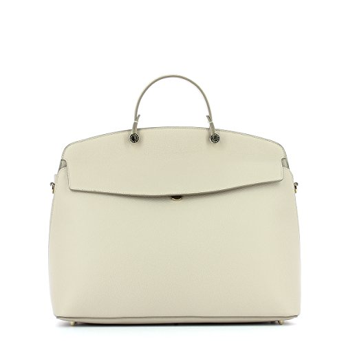 Furla My Piper L Top Handle - Bolso Mujer Vaniglia D