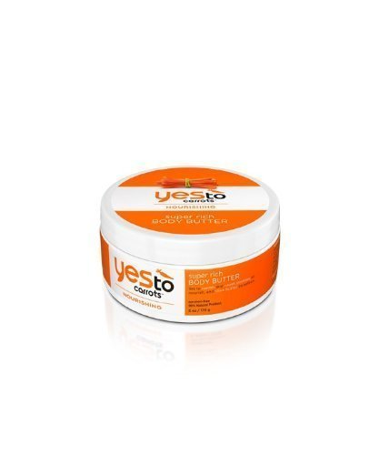 Yes To Carrots - Body Butter Crts Spr Ric 6 FO - Pack Of 1 by Yes To Carrots