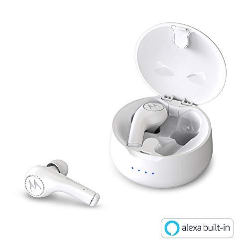 Motorola Verve Buds 500 True Wireless Bluetooth in-Ear Headphones Ear Pods White