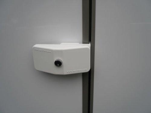 Milenco Door Frame Lock - Single