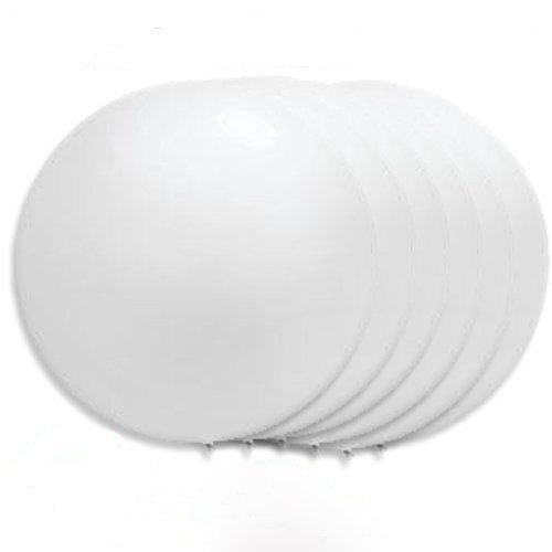Qualatex Latex Balloons 52101 Diamond Clear, 36