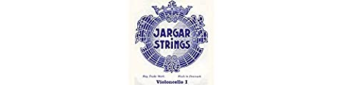 Jargar Jargar Cello C Forte Coated Steel Strings, Heavy (Jargar Cello Strings Forte)