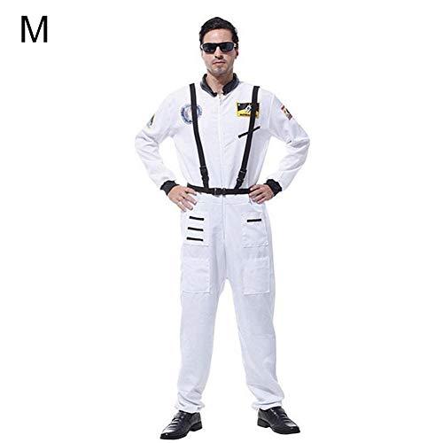 Ablerfly Disfraz De Astronauta Para Hombre Traje De ...