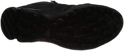 adidas Terrex Swift R Mid Gtx, Bottes de Randonnée Homme, Noir (Nero Negbas/Negbas/Griosc), 44 EU