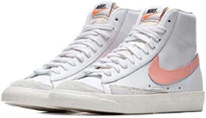 Nike W Blazer Mid '77, Sneakers Donna, Scarpe Basket Donna, CZ1055-110. (39)