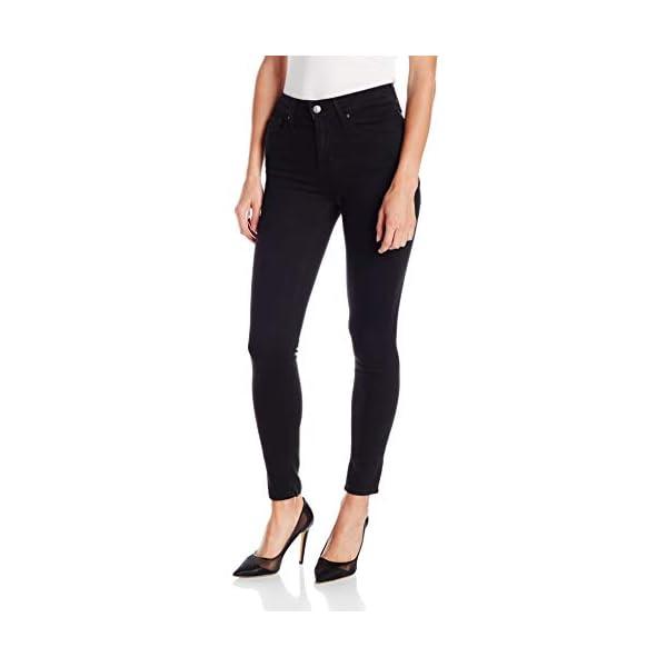 Levi's Women's 721 High Rise Skinny Jean, Soft Black, 24 Regular