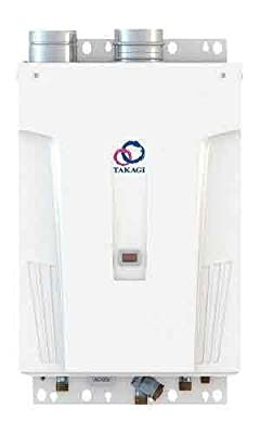 Takagi T-H2S-DVNG 8.0 GPM Residential Direct Vent Tankless Hot Water Heater Natural Gas Max