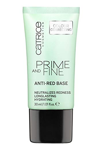 Catrice   Prime and Fine Anti-Red Base   Redness Reducer   Color Correcting