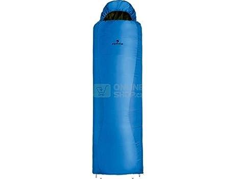 Saco dormir Ferrino Lightec SSQ 950 +5C sintetico azul cremallera derecha: Amazon.es: Deportes y aire libre