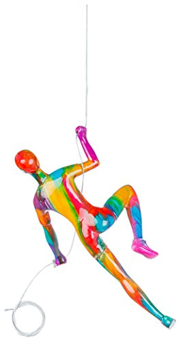 Finesse Decor CL-1 100% Hand Crafted Wall Climber Sculpture