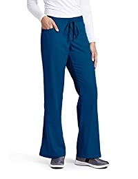 Barco Grey's Anatomy 4232 Women's Junior-Fit Five-Pocket Drawstring Scrub Pant