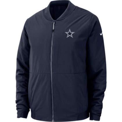 cheap for discount 826a0 88178 Amazon.com : Dallas Cowboys Nike Bomber Jacket : Clothing