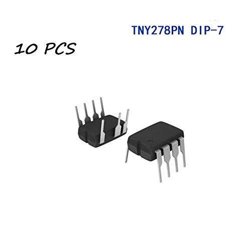 Ebotun 10 PCS TNY278PN DIP7 TNY278P DIP TNY278 Efficient Offline Switching Power Supply LCD Management chip