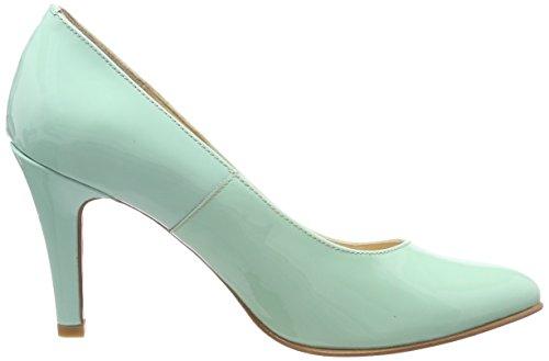 Di Bout Green Fermé Escarpins Blu Femme Ibis Pinto 26 Vert wdfIdq