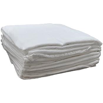 Amazon.com: HIC White Jumbo Flour Sack Towels, 32 by 38