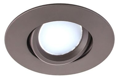 American Lighting E3S-RE-30-DB EPIQ 3 LED Economy Remodel Swivel Light Module, 3-inch, Dark Bronze by American Lighting