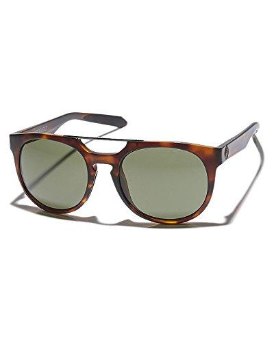 Dragon Proflect Sunglasses Matte Tortoise with Green - Sunglasses Proflect Dragon