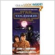 Book Star Wars Young Jedi Knights Shadow Academy