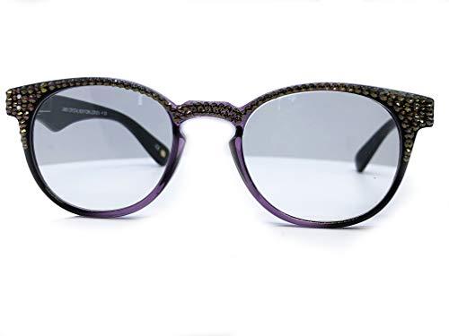 Jimmy Crystal Purple Alfreda 1.5 Crystal Reader