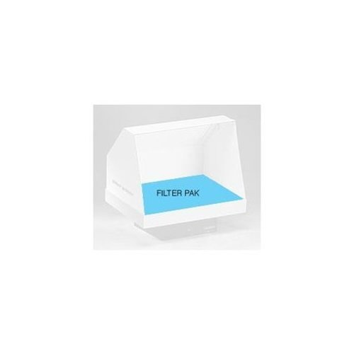 Artograph 2025 Spray Booth Replacement Filter Pak (4 ea. Mid-filter & Poly-carb pads) 225-327