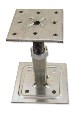 Computer Floor Equipment Support Pedestals 12 inch ()